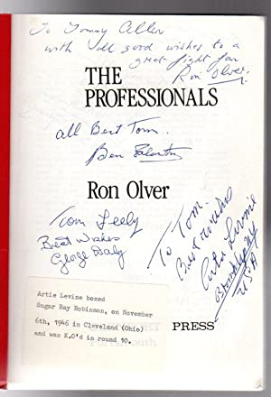 The Professionals ( SIGNED COPY )
