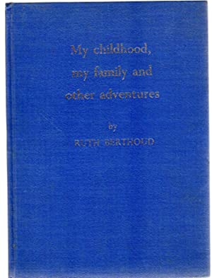 My childhood, my family and other adventures ( SIGNED COPY )