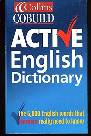 Active Dictionary (Collins Cobuild Series)