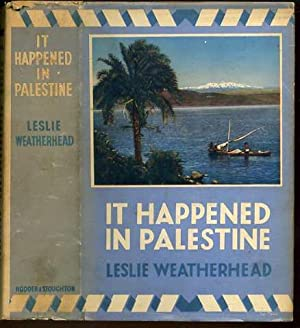 It Happened in Palestine (SIGNED COPY)