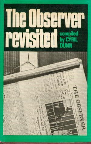 The Observer Revisited. 1963-64