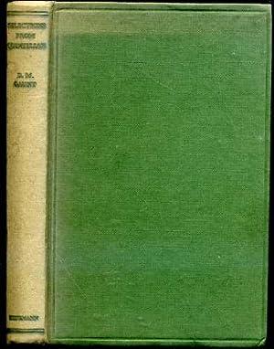 M. Fabii Quintiliani: Institutio Oratoria - Selections: Gaunt, D. M.