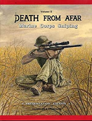 Death From Afar: Marine Corps Sniping Volume 2 (SIGNED COPY)