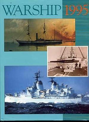 Warship 1995: Roberts, John (editor)