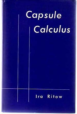 Capsule Calculus: Ritow, Ira