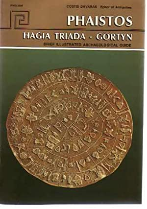 Hagia Triada - Gortyn - Brief Illustrated Archaeological Guide