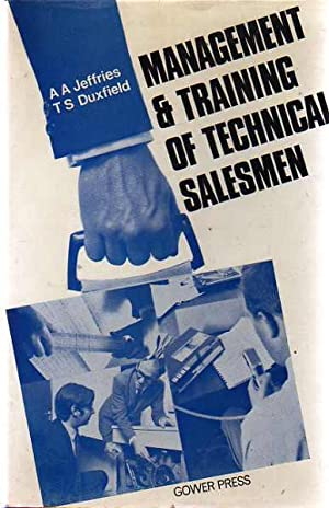Management and Training of Technical Salesmen