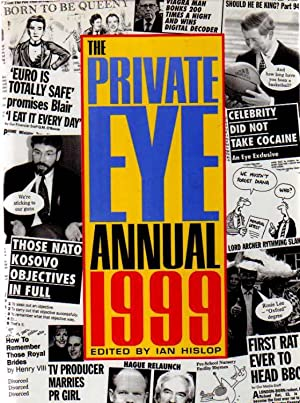 The Private Eye Annual : 1999
