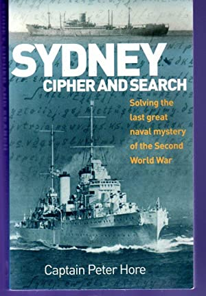 Sydney Cipher and Search (SIGNED COPY)