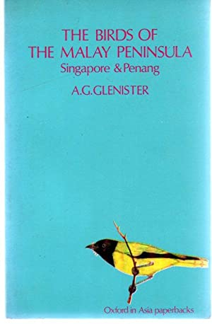 The Birds of the Malay Peninsula, Singapore and Penang