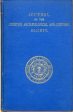 Journal of the Chester and North Wales Architectural Archaeological and Historic Society