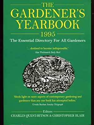 Gardener's Yearbook 1995 ; The Essential Directory for All Gardeners