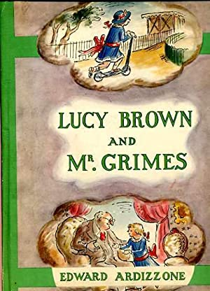 Lucy Brown and Mr Grimes: Ardizzone, Edward