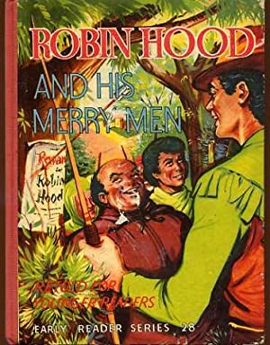 Robin Hood and His Merry Men -: Anon