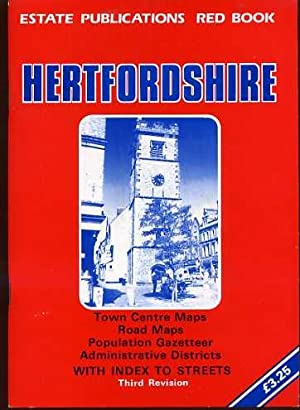 Red Book : Hertfordshire