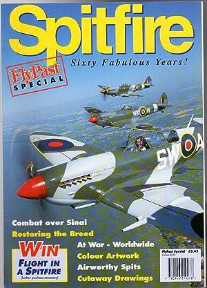 Spitfire Sixty Fabulous Years - a FlyPast: Delve, Ken