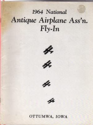 1964 National Antique Airplane Association Fly-In : Volume 1 - Number 1