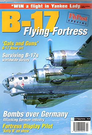 FlyPast Special B-17 Flying Fortress: Delve, Ken (