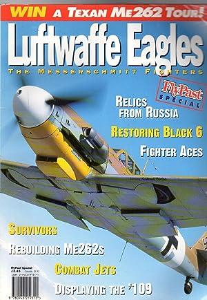 FlyPast Special - Luftwaffe Eagles - The: Delve, Ken (