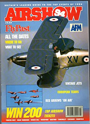 FlyPast Special : Airshow 94: Rudhall, Robert (