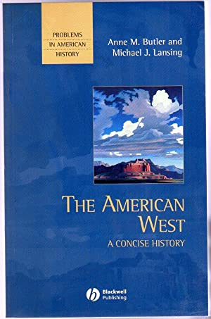 The American West : A Concise History