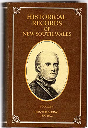 Historical Records of New South Wales : Bladen, F. M.