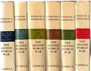 The Second World War Volumes I-VI