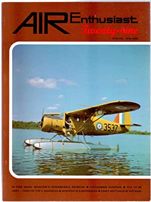 Air Enthusiast Twenty-Nine Nov 1985-Feb 1986