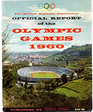 British Olympic Association Official Report of the: Pilley, Phil (