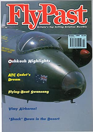 FlyPast Magazine October 1994 No 159
