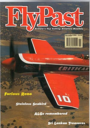 FlyPast Magazine November 1994 No 160