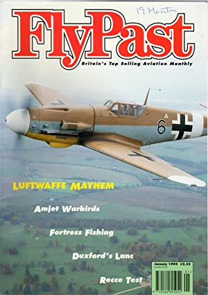 FlyPast Magazine January 1995 No 162