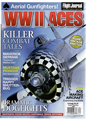 WW II Aces - Magazine Flight Journal Collector's Edition
