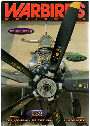 Warbirds Worldwide: No 33 Spring 1995