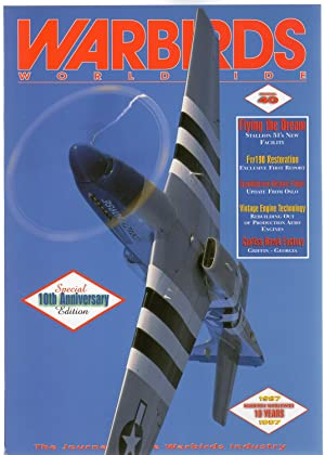 Warbirds Worldwide: No 40 Quarterly April 1997