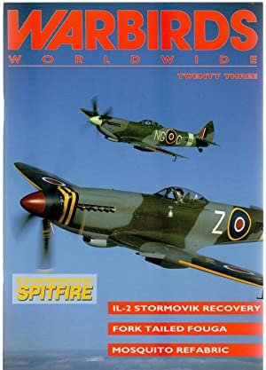 Warbirds Worldwide No. 23 December 1992