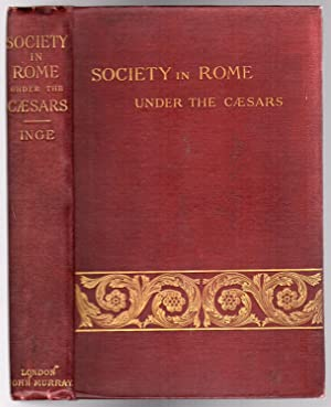 Society in Rome Under the Caesars