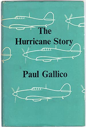 The Hurricane Story - SIGNED COPY