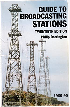 Guide to Broadcasting Stations : 1989 - 90