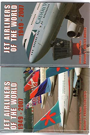 Jet Airliners of the World 1949-2007 2 Volumes