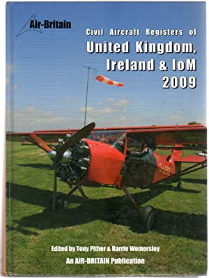 Civil Aircraft Registers of United Kingdom, Ireland and the Isle of Man 2009