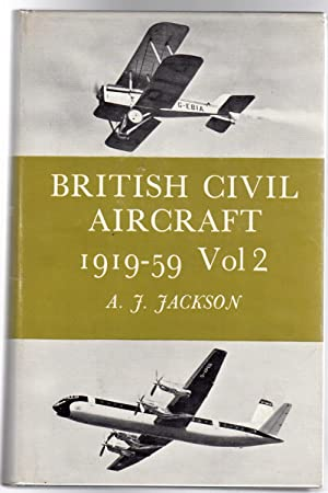 British Civil Aircraft 1919-59 : Volume 2
