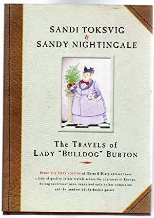 The Travels Of Lady Bulldog Burton (SIGNED COPY)