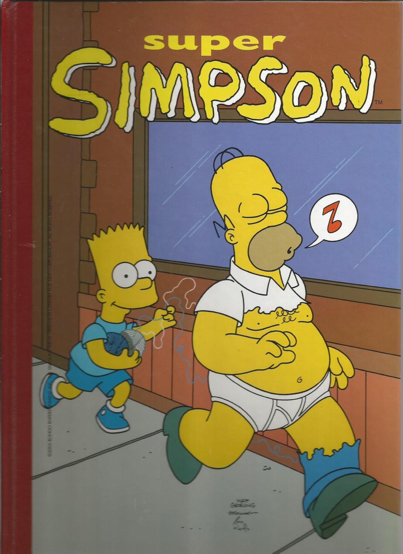 Súper Simpson - Mait Groening