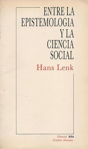 Entre la Epistemología y la Ciencia Social: Hans Lenk