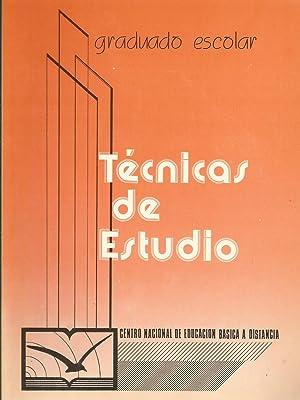 Técnicas de Estudio: Félix María Cherrail Martín; María del Pilar M. Perlada de Rueda