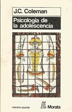 Psicología de la adolescencia: J.C. Coleman