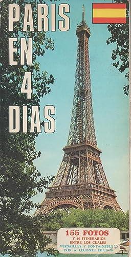 París en 4 días: Anónimo