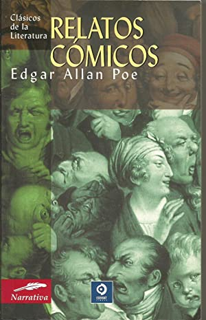 Relatos cómicos: Edgar Allan Poe