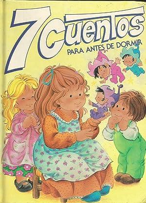 7 cuentos para antes de dormir. Volumen 2: VV.AA.